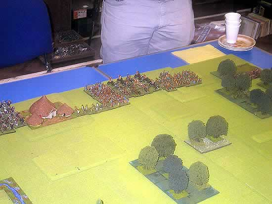 Blyth Wargames Clun - 15mm Ancients